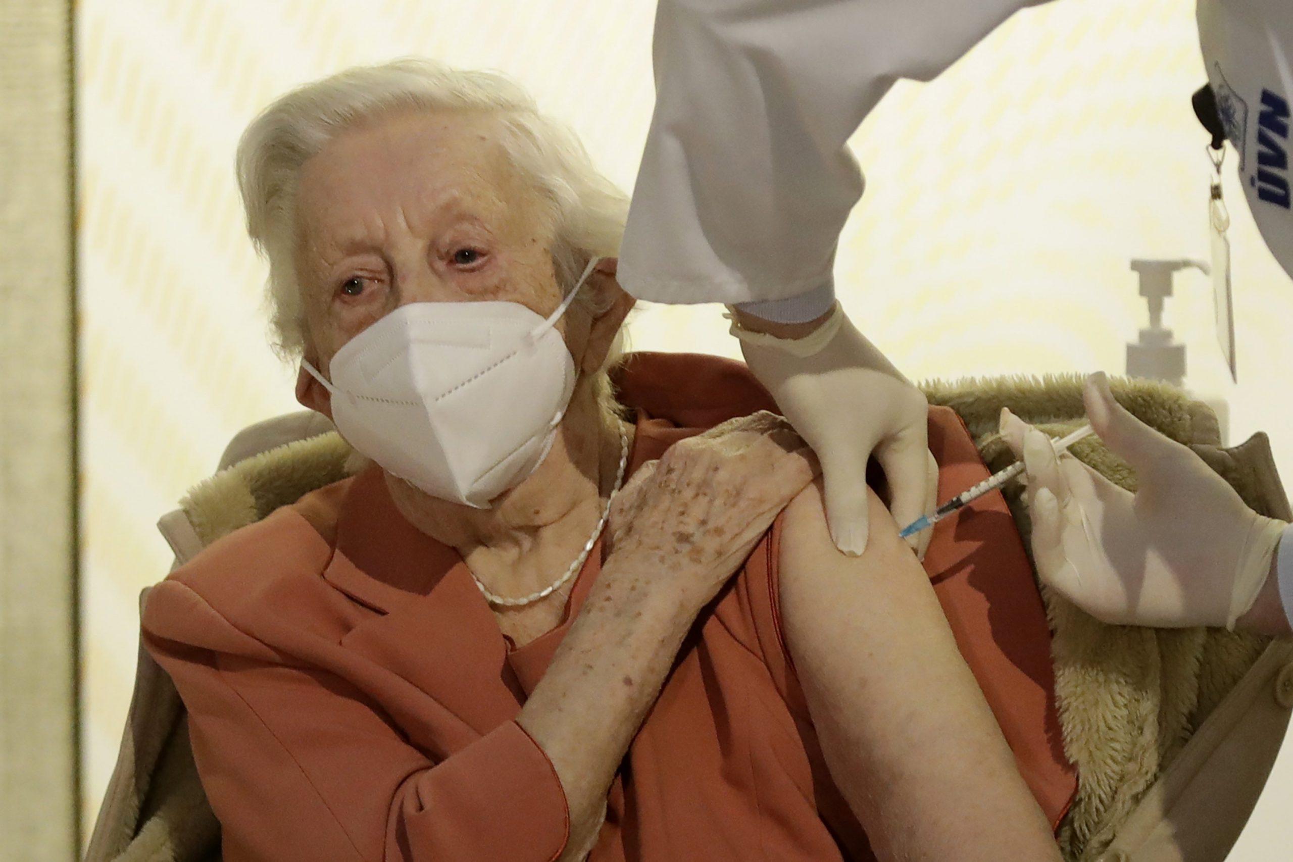 European Union countries launch mass vaccines against Corona virus