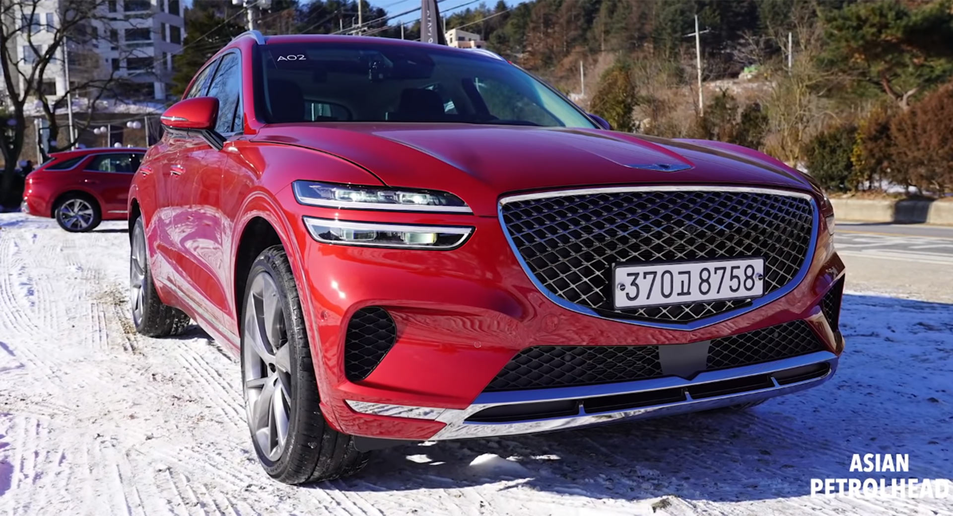 Genesis seems to have had a hit with the 2022 GV70