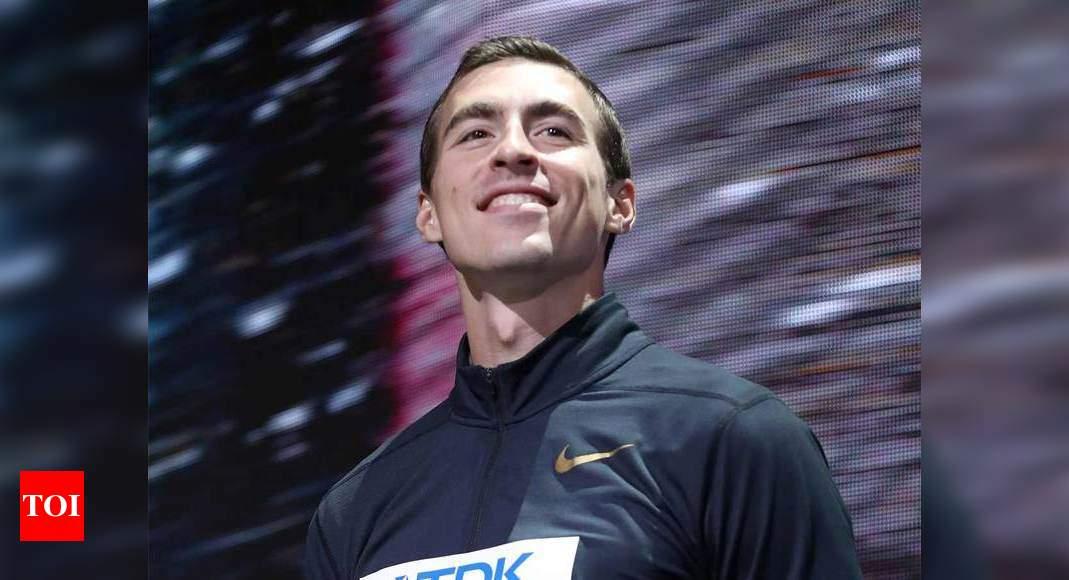 Российский нейтральный спортсмен Шубенков опровергает обвинения в допинге |  Больше спортивных новостей