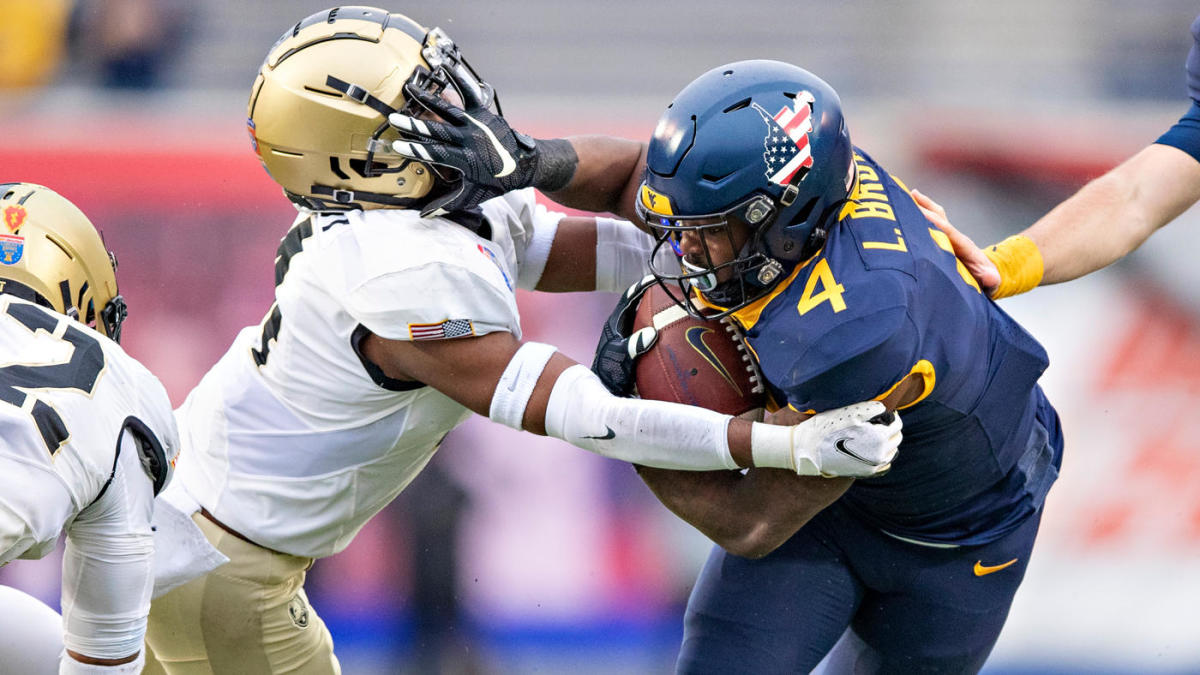 Liberty Bowl score: substitution fullback, kick to the side ignited West Virginia's victory over the Army