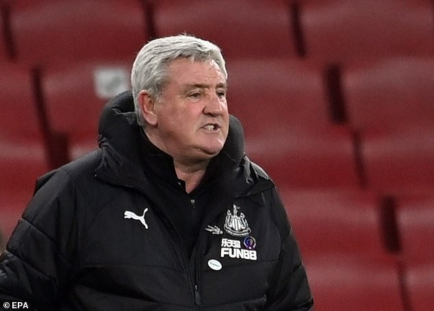 Newcastle coach Steve Bruce exhausted his team's missed opportunities in the close defeat