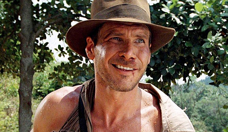 Indiana Jones teaser alludes to a hero in his prime and the mysteries of the Da-Vinci-Code style