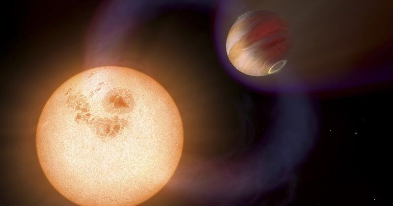 """An extrasolar planet """"Super Earth"""" has been discovered orbiting one of the oldest stars in the Milky Way"""