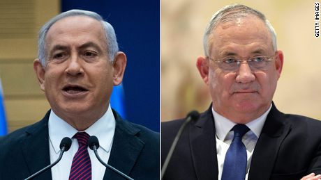 The government of Israel collapses, not with a bang but with a whimper, which led to the fourth elections in two years