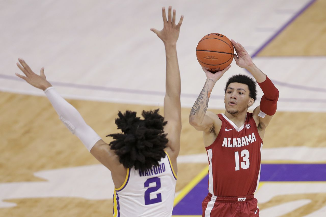 Alabama tramples LSU in a record-breaking victory