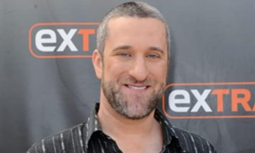 """Bell saved her"" star Dustin Diamond at the hospital"
