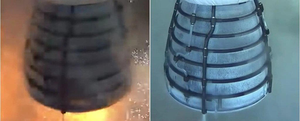 "Critical test of NASA's giant moon rocket that was cut short due to a "" major component failure """