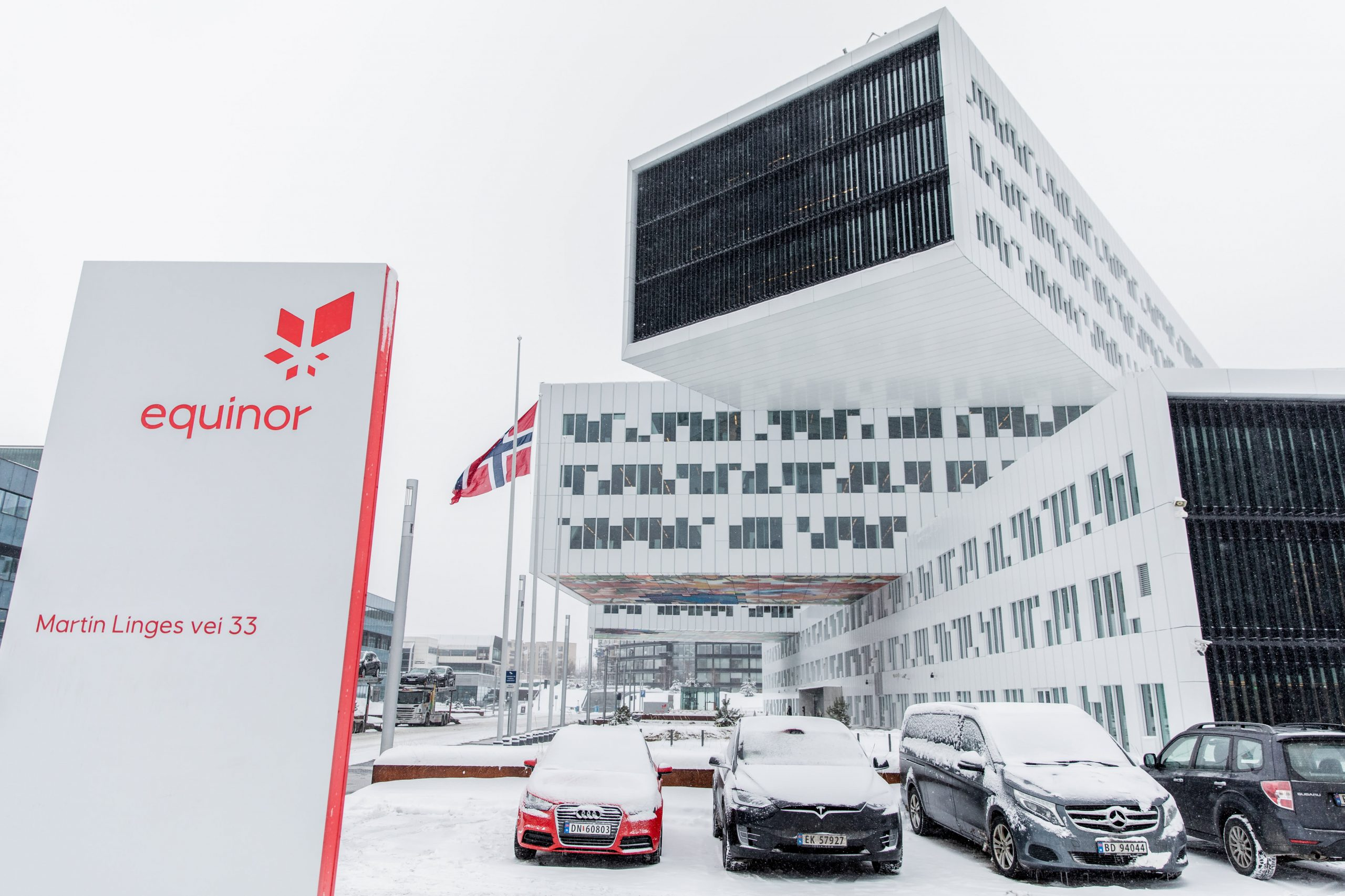 Equinor enters into a huge renewable energy contract in the United States