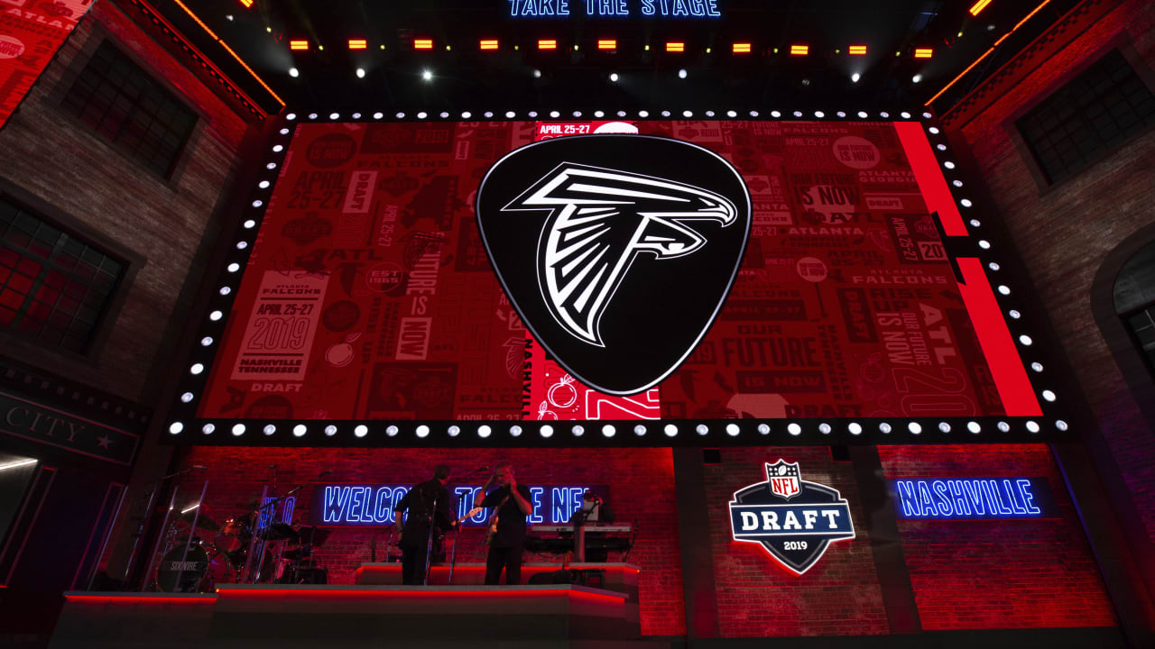 Falcons officially own Choice # 4