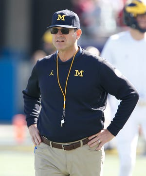 Jim Harbo's contract finally revealed the mask of the Michigan football coach