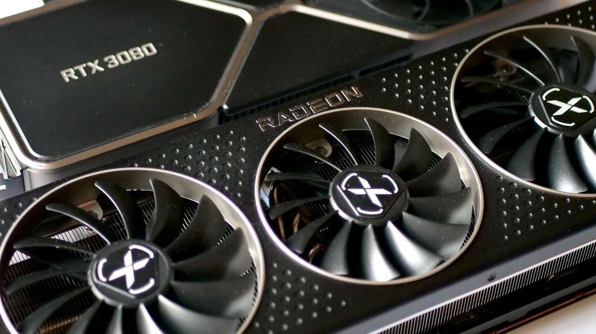 Radeon RX 6800 XT vs GeForce RTX 3080 • Eurogamer.net