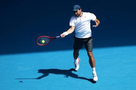 Теннис: квалификация Карацева выходит в четвертьфинал первой сессии Salam |  Спортивный