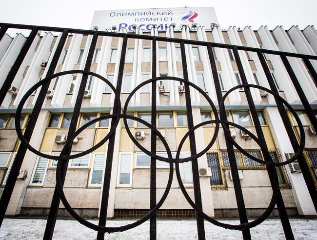 Россия подтверждает, что не будет возобновлять ограничения олимпийской сборной