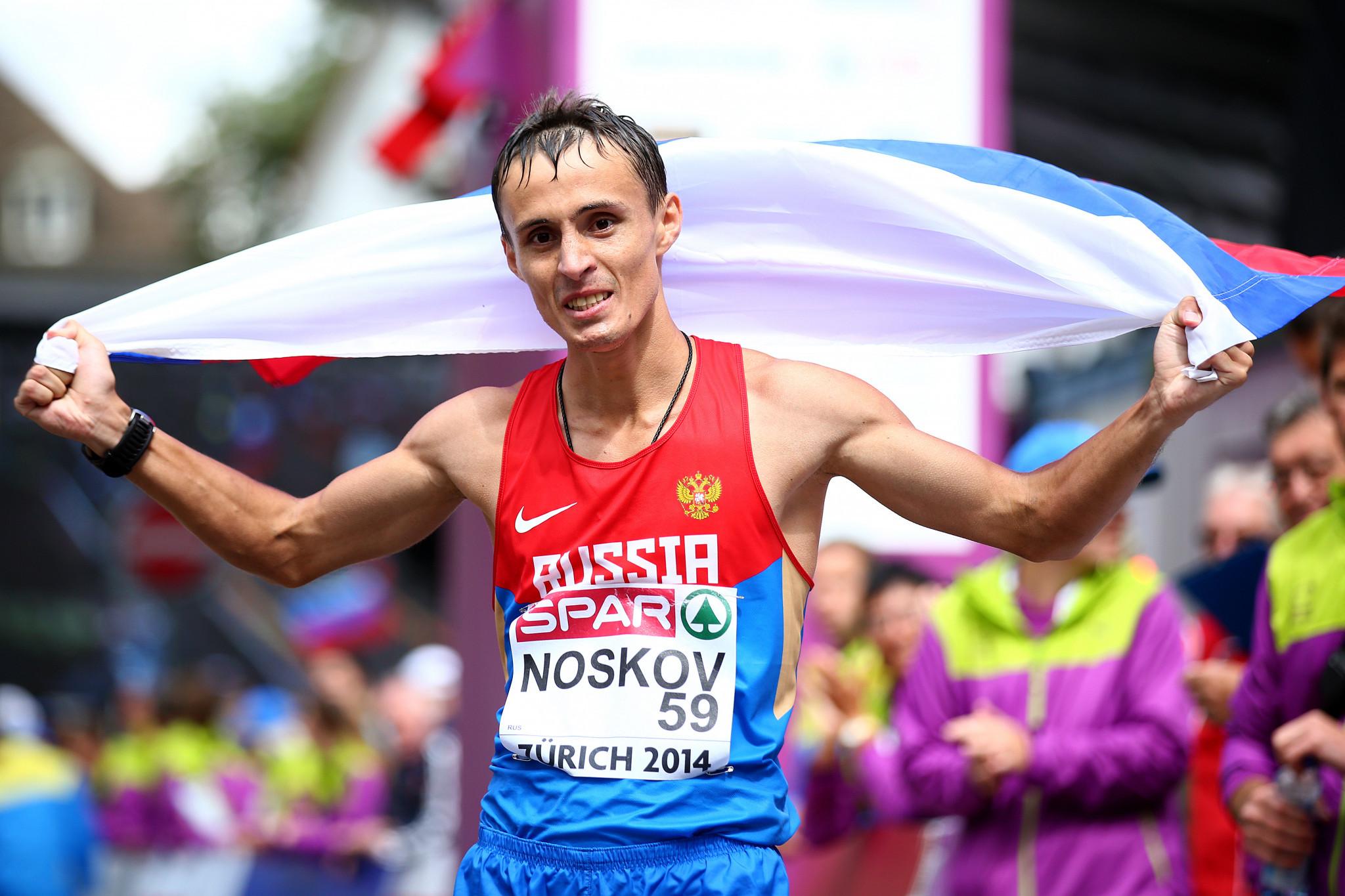 Российский гонщик Нусков лишился титула чемпиона Европы 2015 года из-за допинга