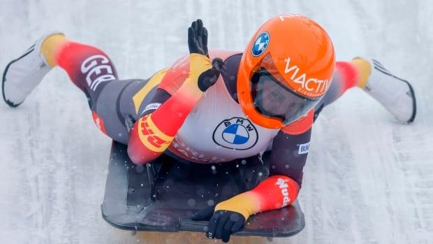 Тина Германн борется за третий подряд титул чемпиона мира по скелетону