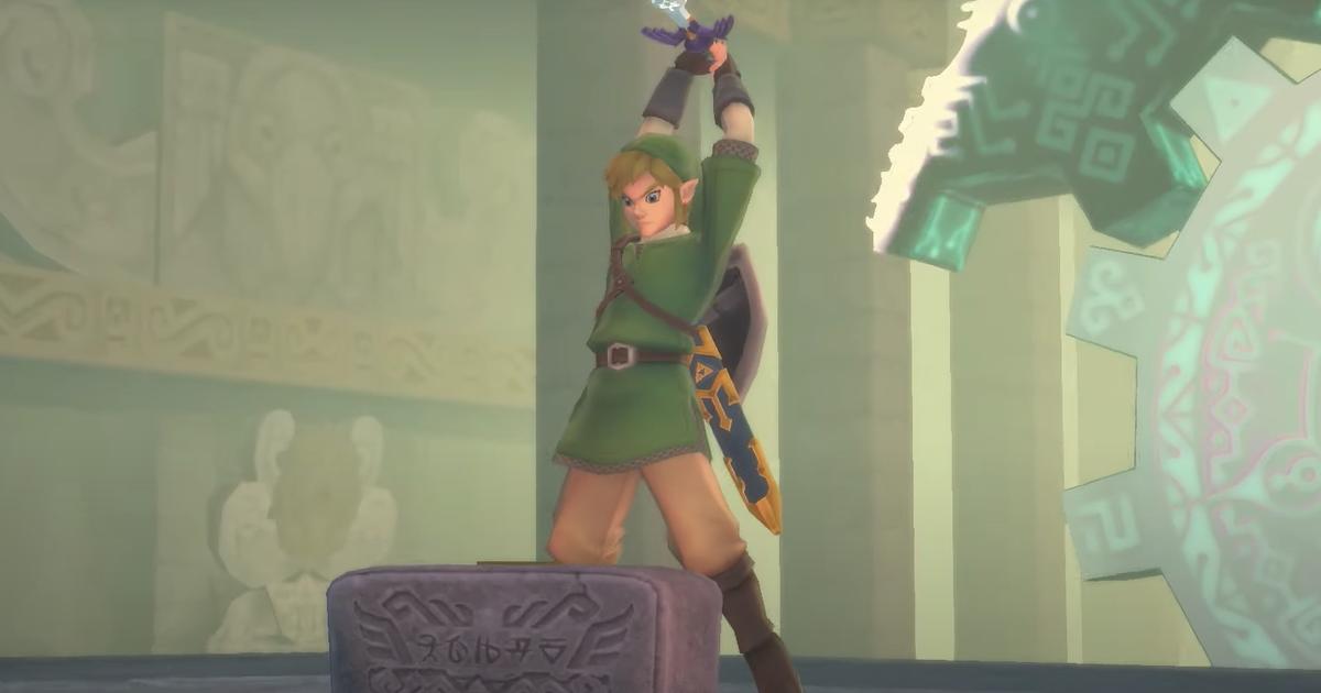Nintendo Direct: Splatoon 3, Skyward Sword и другие трейлеры для просмотра