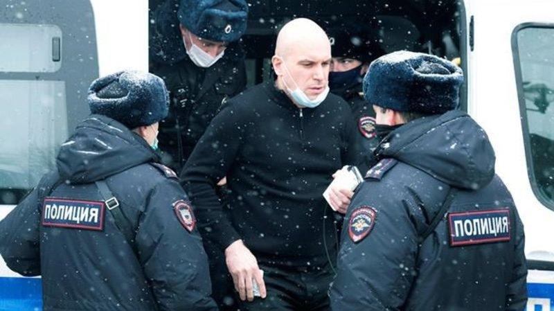 Полиция арестовала участников форума российской оппозиции    Нанаймо