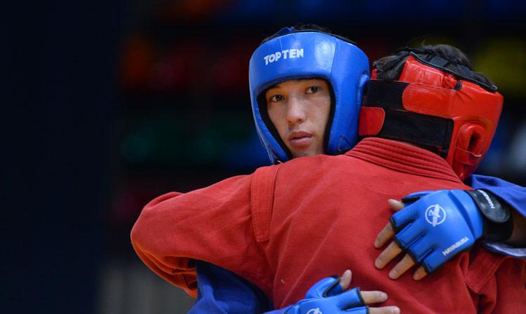 Сегодня в Мемориале Харламбиева в Москве завершился чемпионат мира по самбо. © ФИАС