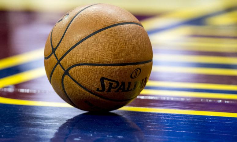 Фотография Spalding NBA Basketball.