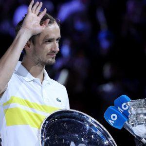 Теннис 2021: Мировой рейтинг ATP, Даниэль Медведев, Большая четверка, Новак Джокович, Рафаэль Надаль, Роджер Федерер, Энди Мюррей.