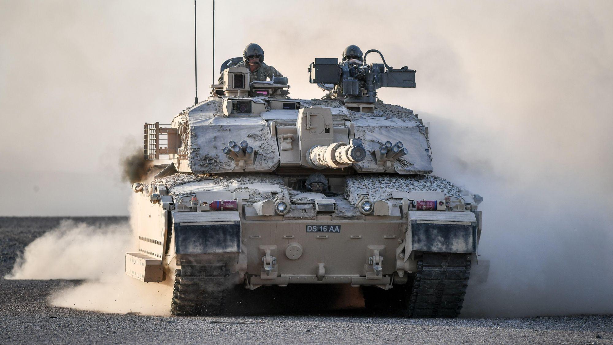 Депутаты предупредили, что британские танки будут превосходить российское вооружение