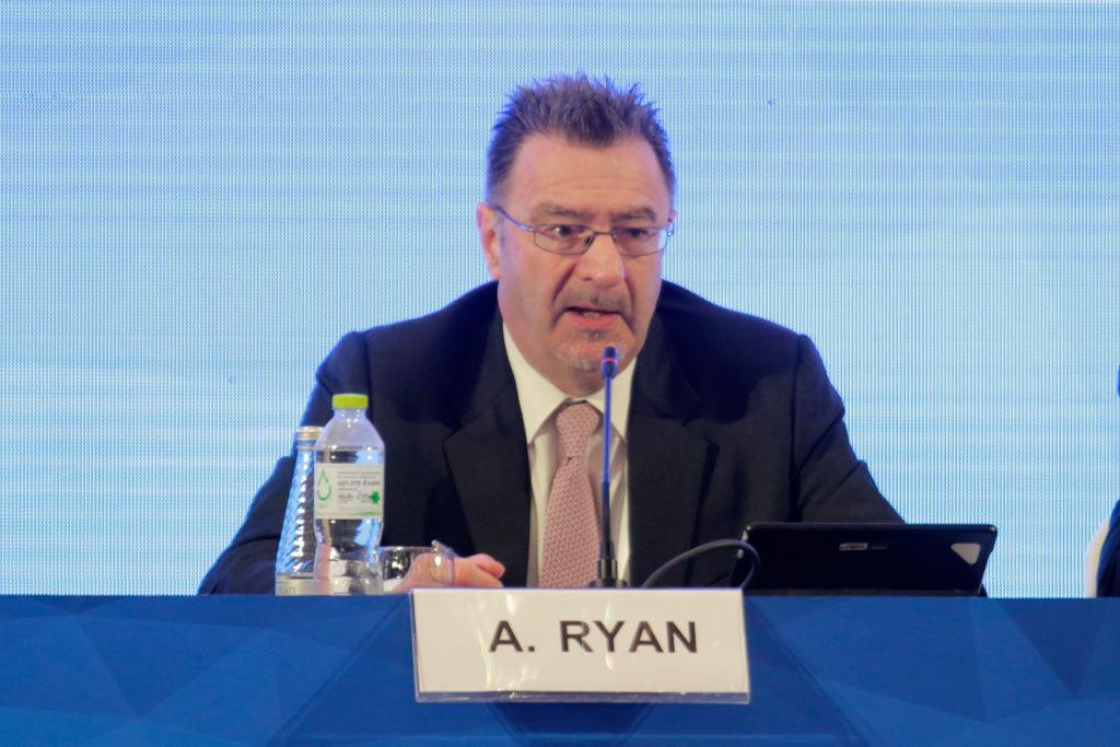 Исполнительный директор ASOIF Эндрю Райан заявил, что санкции не входят в компетенцию организации © Getty Images