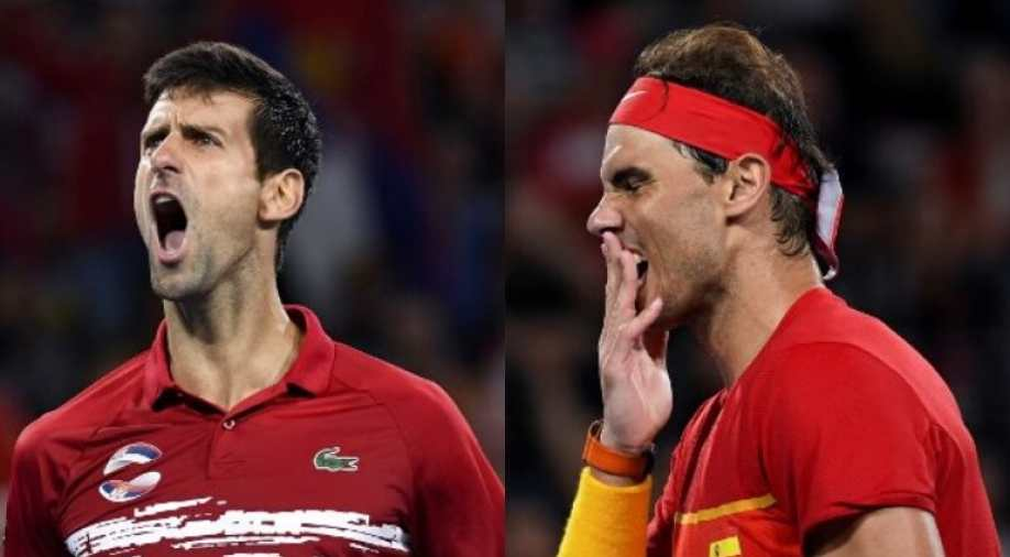 Джокович и Надаль отправляются на Ролан Гаррос в Монте-Карло, спортивные новости