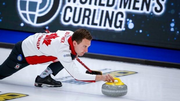 Канада восстановилась, победив Голландию в мужских соревнованиях по керлингу