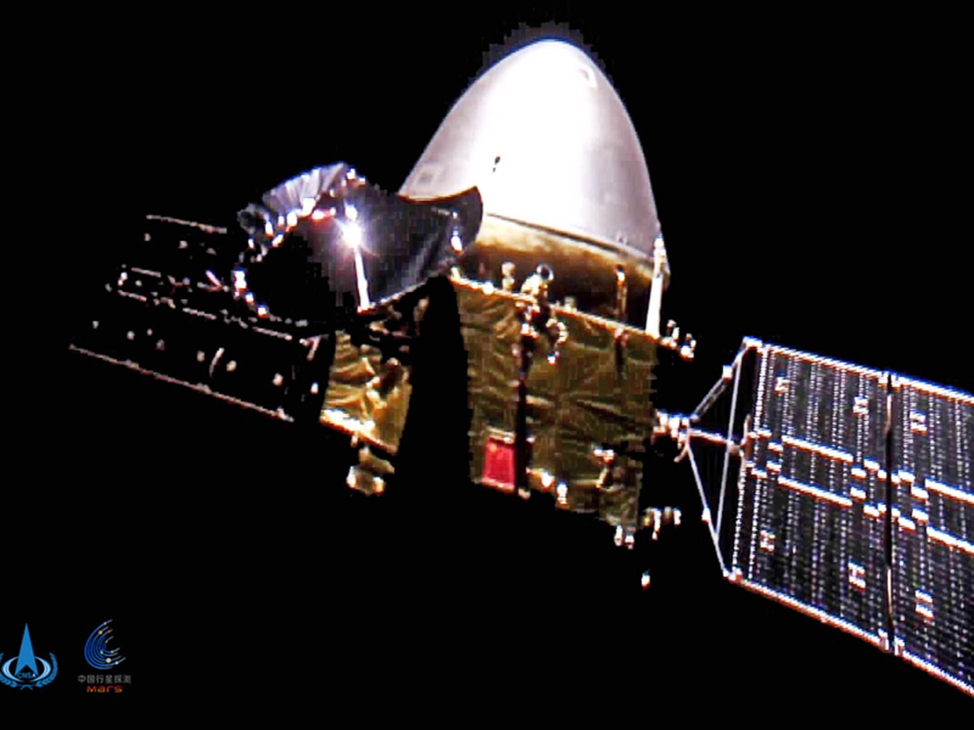Китайский лунный зонд будет нести французское и российское оборудование