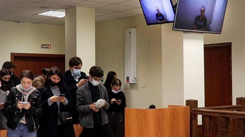Ключевой союзник объявляет о закрытии офисов Навального на фоне репрессий  Нанаймо