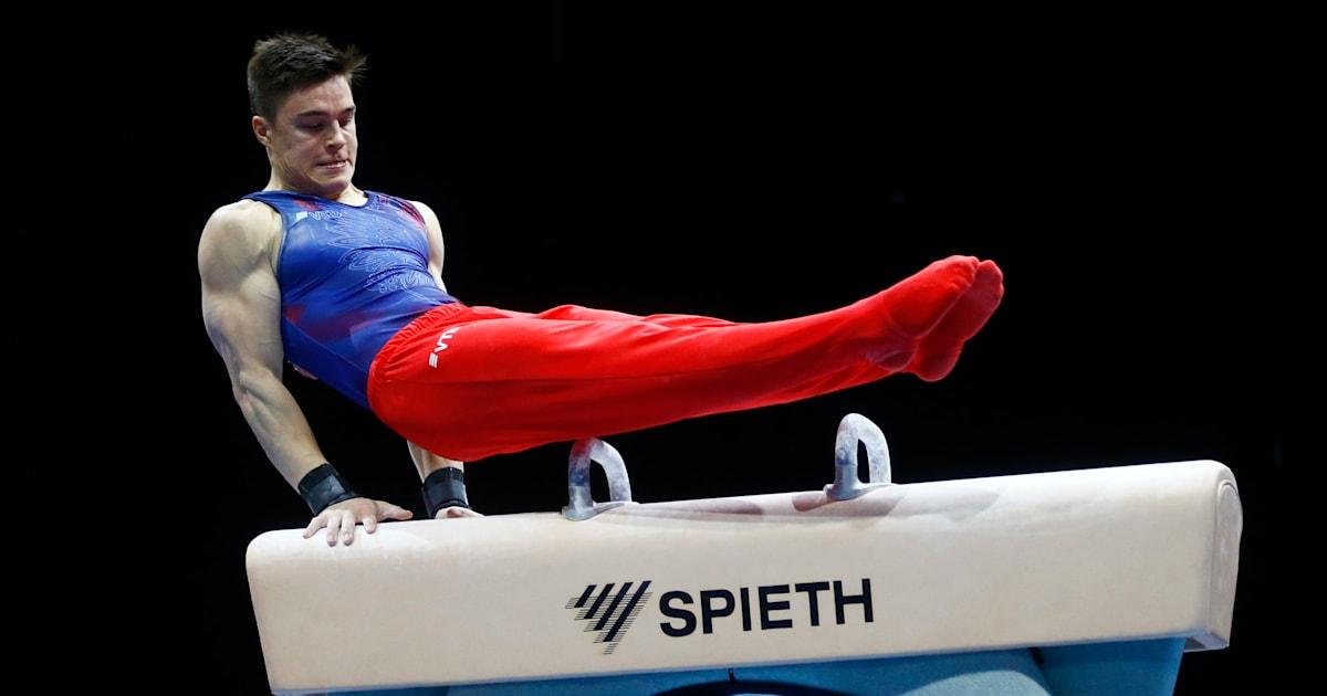 Никита Нагорный дебютировал в европейской квалификации
