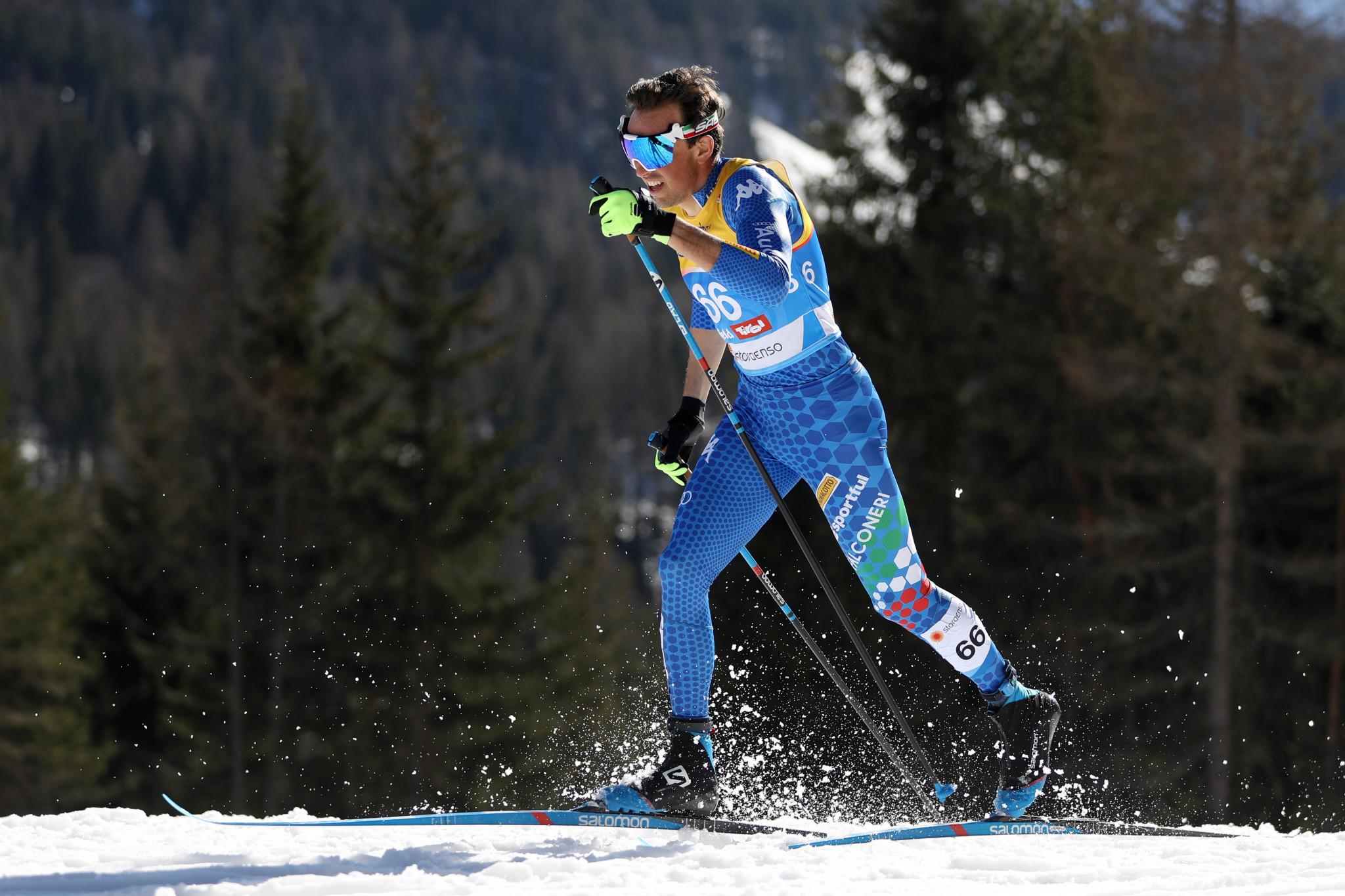 Франческо де Фабиани считает, что связь с российской командой поможет ему развиваться как кросс-кантри © Getty Images