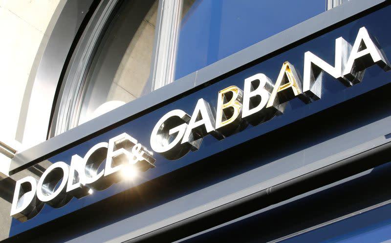 Генеральный прокурор России добивается запрета рекламы поцелуев Dolce & Gabbana для геев