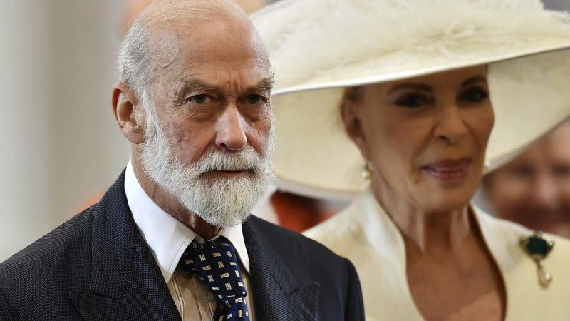 Двоюродную сестру королевы обвинили в подготовке к продаже приезда Кремля