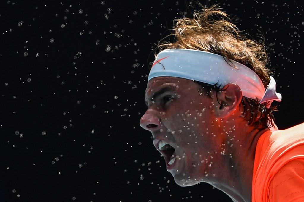 Надаль, Джокович и Федерер сыграли в одной половине розыгрыша Открытого чемпионата Франции по теннису – спорт