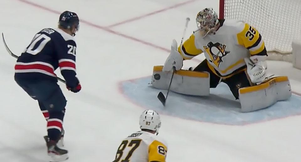 Не интересно: Пингвины обыграли сборную 3: 0