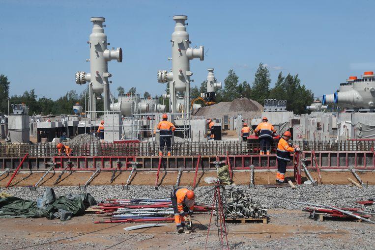 США отменяют санкции в отношении российского газопровода