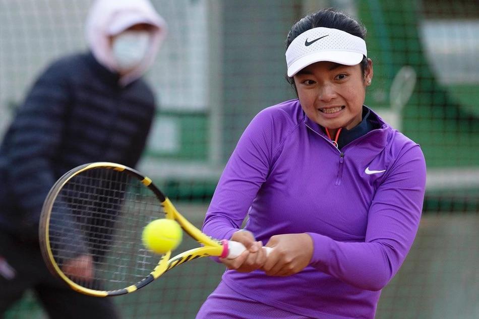 Теннис: российский партнер Алекс Эяла выходит в четвертьфинал Лиги чемпионов W25