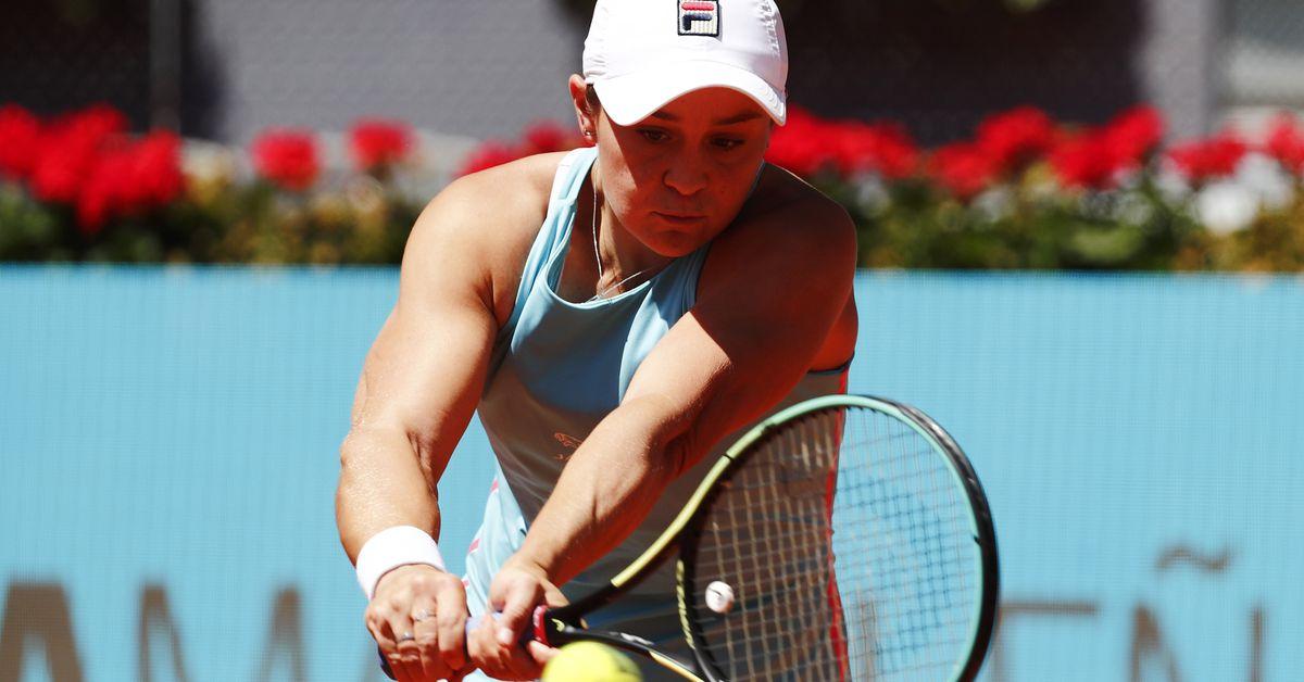 Тур WTA: Эшли Партей нужно 3 сета, чтобы пройти в Мадрид
