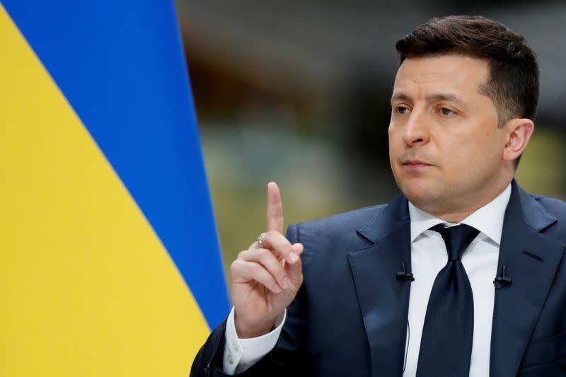 Украина продлевает санкции из-за агрессии России