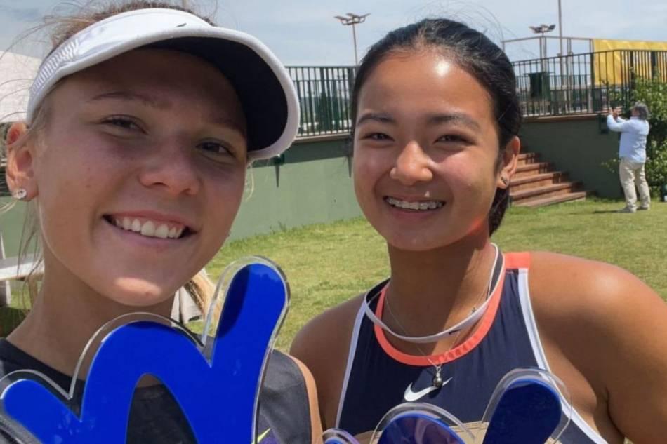 Теннис: российский партнер Айяла станет вторым на чемпионате Испании W25