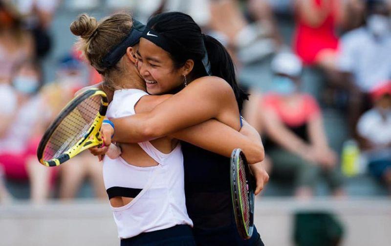 Алекс Айяла благодарен российскому партнеру в погоне за титулом French Open