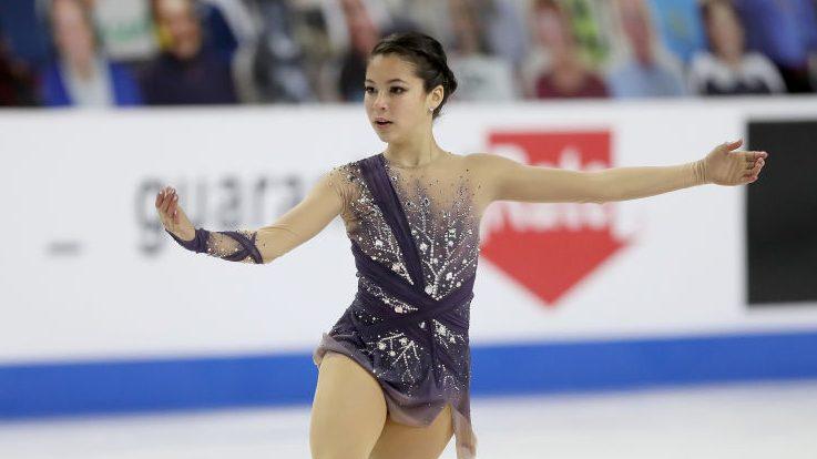 Алисса Лю дебютирует в Канаде и расскажет о сноубординге на Гран-при – OlympicTalk