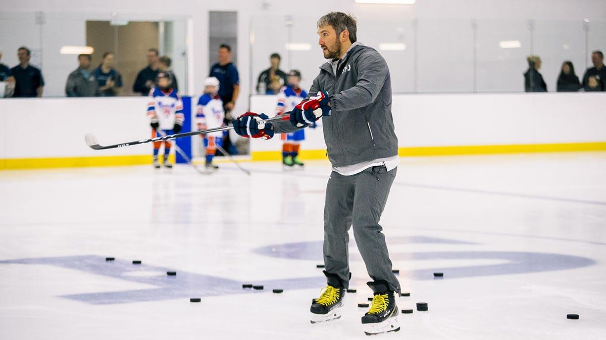 В Москве планируется построить хоккейную академию имени Алексея Овечкина.