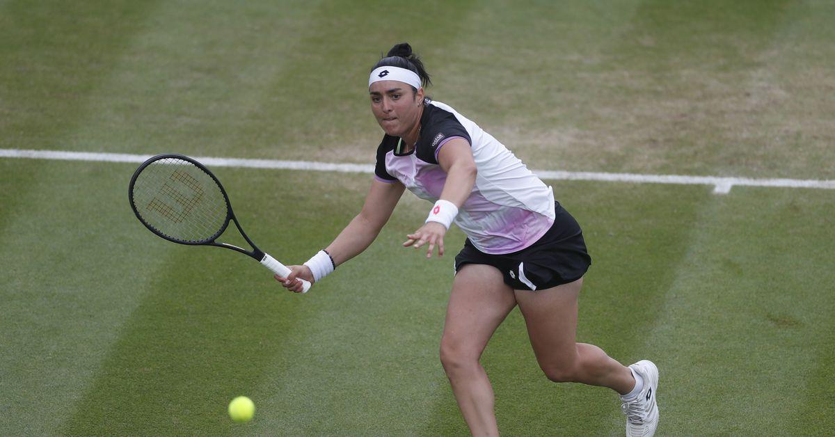 Джабер становится первой арабкой, выигравшей титул WTA
