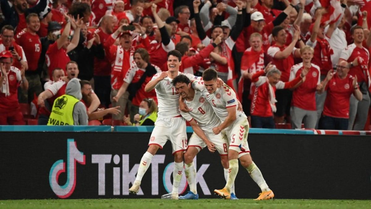 Евро-2020: Дания сокрушит Россию, чтобы выйти в 1/8 финала
