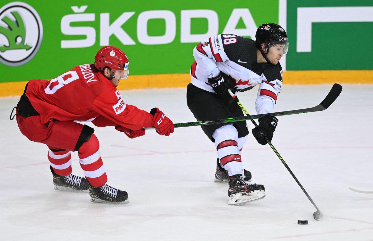 Канада обыграла Россию в овертайме в четвертьфинале чемпионата мира по хоккею