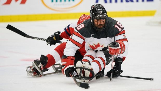 Канада сыграет с США за золото после победы над Россией в полухоккейных мирах