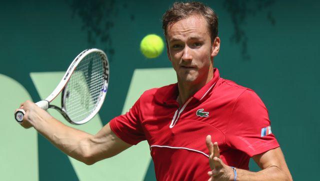 Даниил Медведев ищет уверенности на траве в Mallorca Sports News, First Post