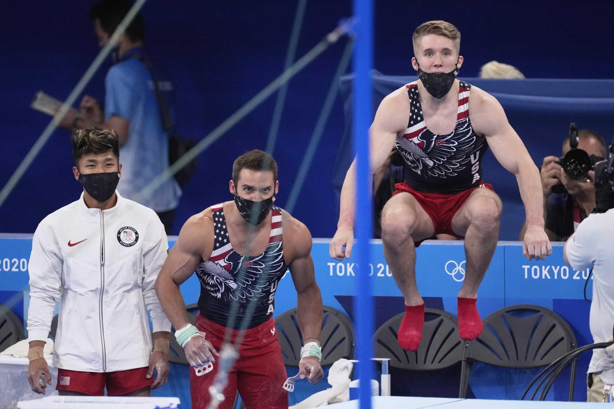 Дорога США к мужской медали по спортивной гимнастике – трудная